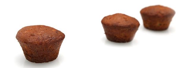 Muffins à la banane et au Nutella