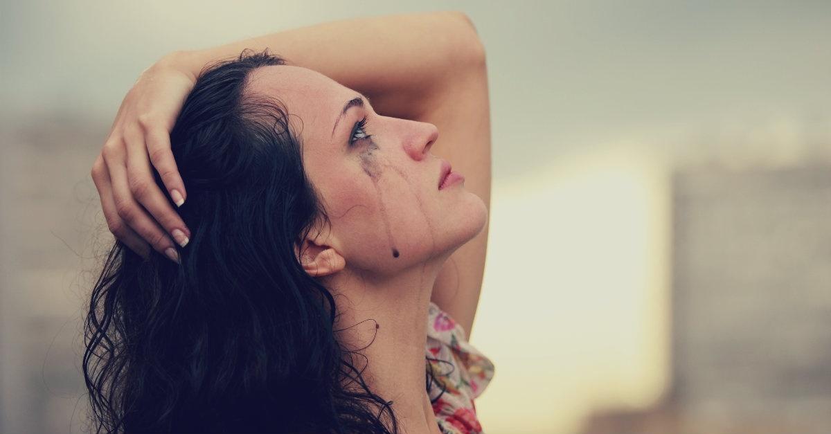 Kumpulan Gambar Wanita Menangis Beserta Kata Katanya Bikin Baper