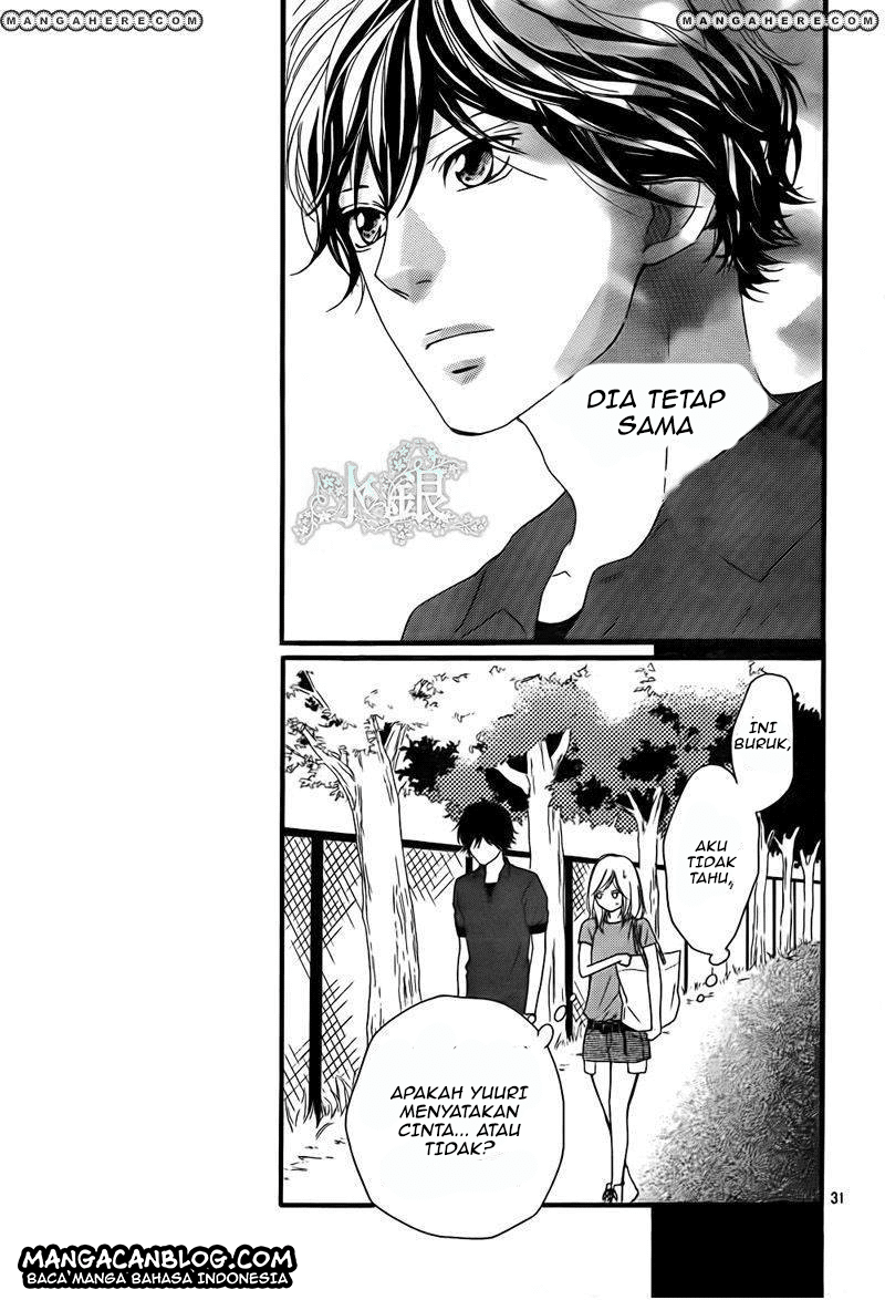 Ao Haru Ride Chapter 15-32