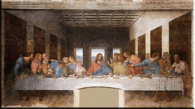 La última cena – Leonardo Da Vinci