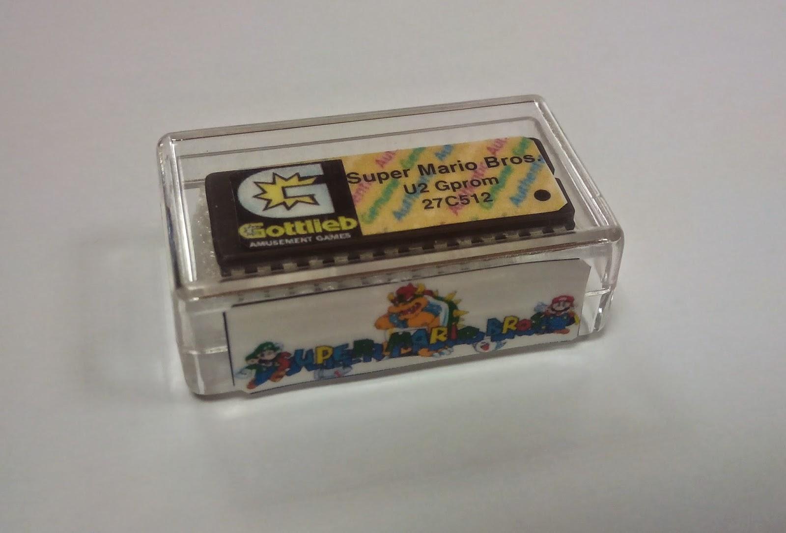 Roms Pinball: Super Mario Bros  (Gottlieb 1992)