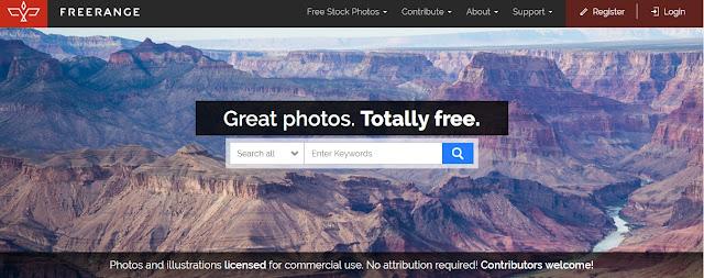 Bancos de Imagens Gratuitos Para Você Usar - Freerange Stock