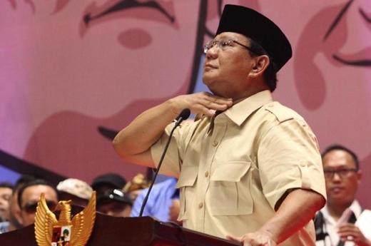 Politik Luar Negeri Prabowo Ketinggalan Zaman