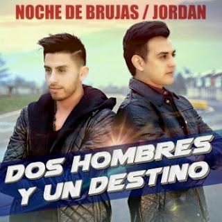noche de brujas jordan dos hombres y un destino