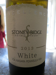 Stoney Ridge Excellence White 2013 (88 pts)