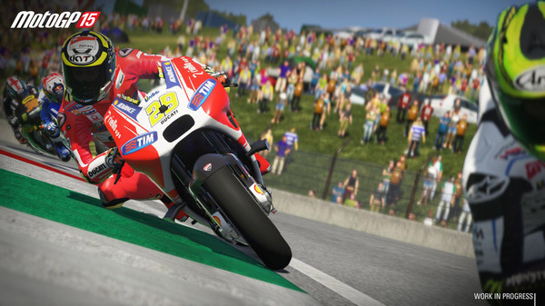 MotoGP 15 PC Game