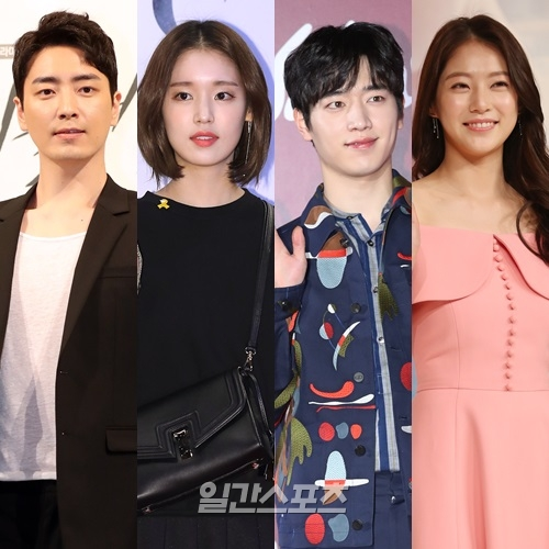 KBS新戲《你也是人類嗎》最終四位主演確定 即將展開拍攝