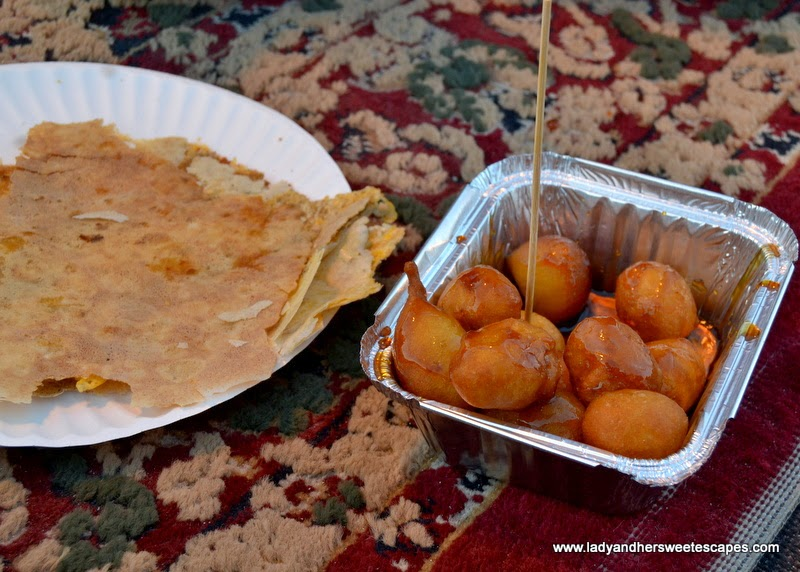 Traditional Emirati Food