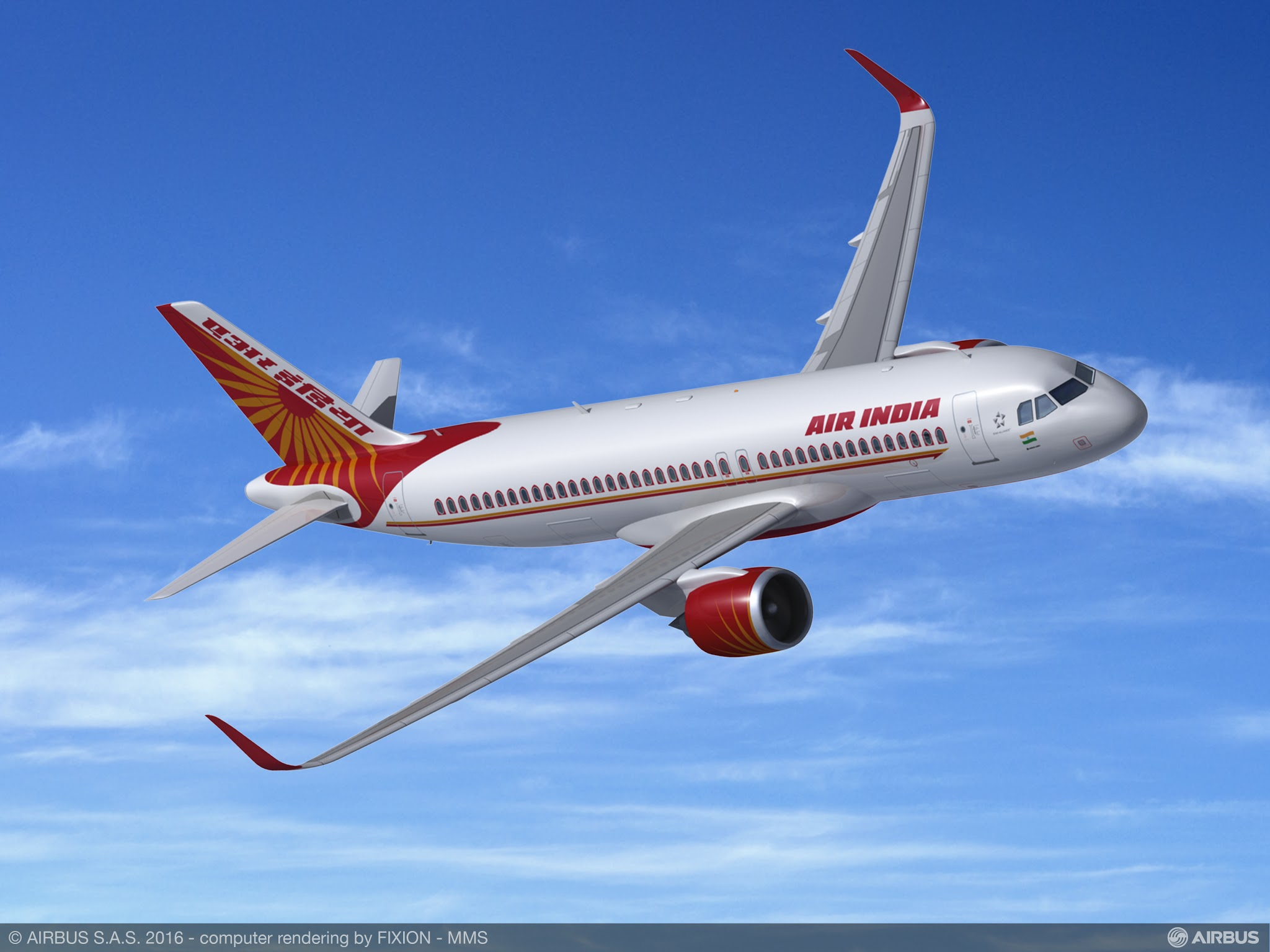 India Air Show 2016 – Air India vai operar com o A320neo