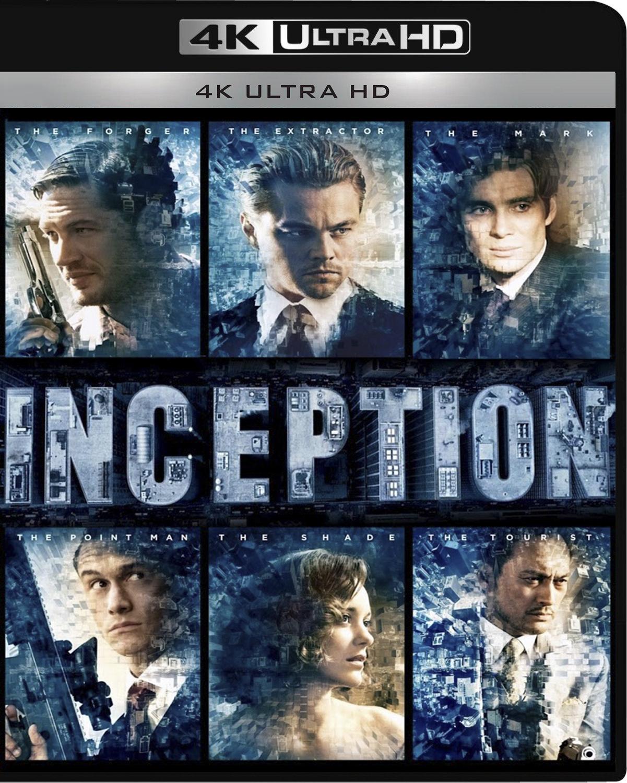 Inception [2010] [UHD] [2160p] [Latino – Castellano]