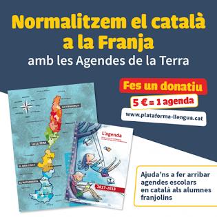 Movimén franjolí per la llengua catalana