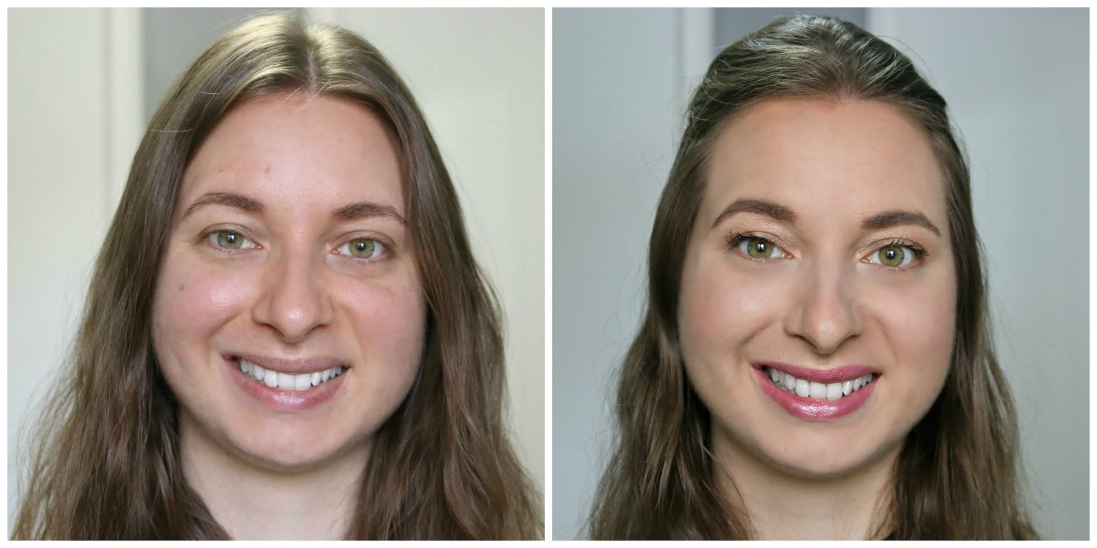 Make Up For Ever Matte Velvet Skin Foundation Y235 Before After Review