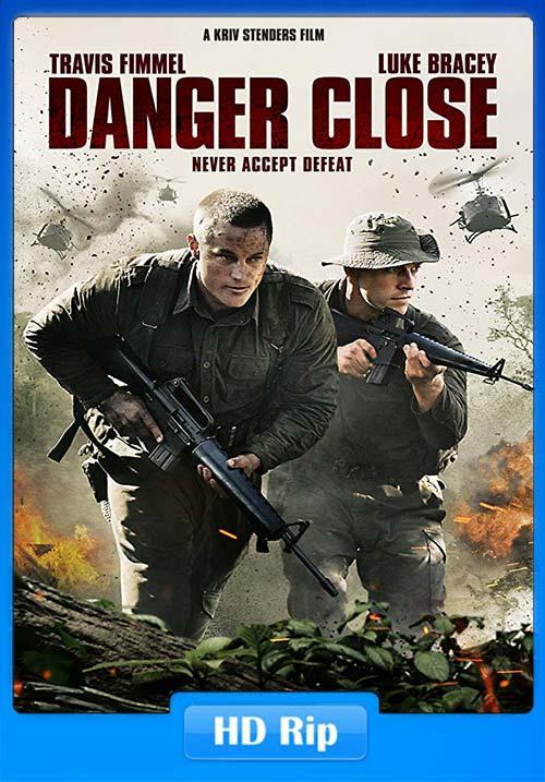 Danger Close 2019 720p WEBRip x264   480p 300MB   100MB HEVC
