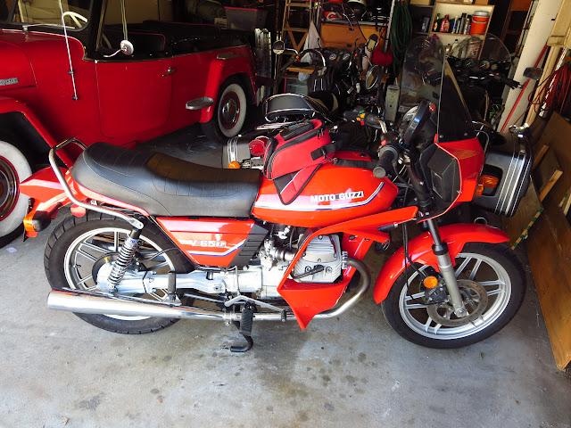 Moto Guzzi V65 SP