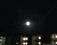 Fullmåne på Langfredag.