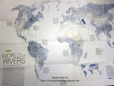 National Geographic map 2