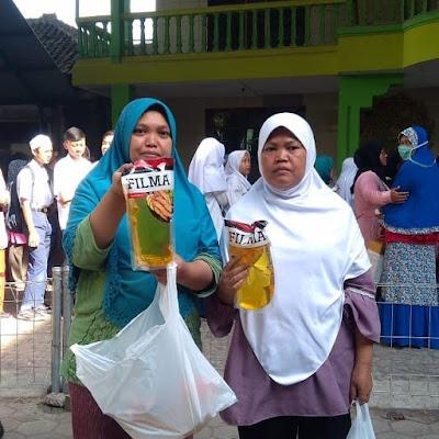 Komitmen Sinar Mas Dalam Berbagi Melalui Bazaar Rakyat 2018 9