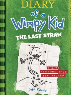 Diary of a Wimpy Kid Book 3 - The Last Straw PDF eBook