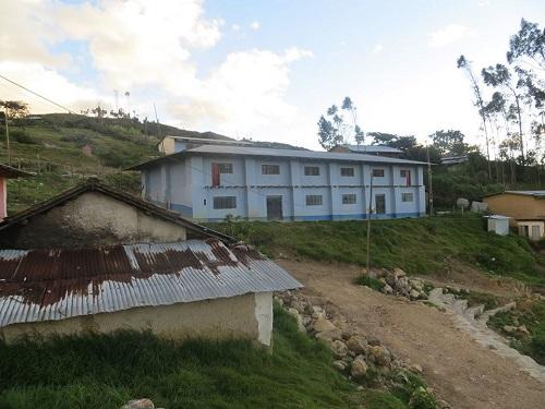 Municipalidad del Centro Poblado Lancheconga (Huambos - Chota)