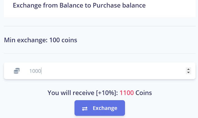 argonclick money changer to earn more