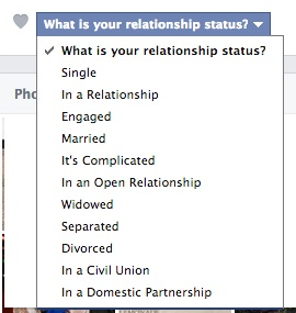 An'other' Suggestion for Facebook Relationship Status