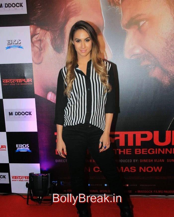 Lauren Gottlieb, Hot Pics of Sonakshi Sinha, Shraddha Kapoor At 'Badlapur' Success Bash