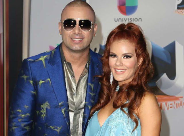 Yomaira Ortiz esposa de Wisin , del duo Wisin & Yandel