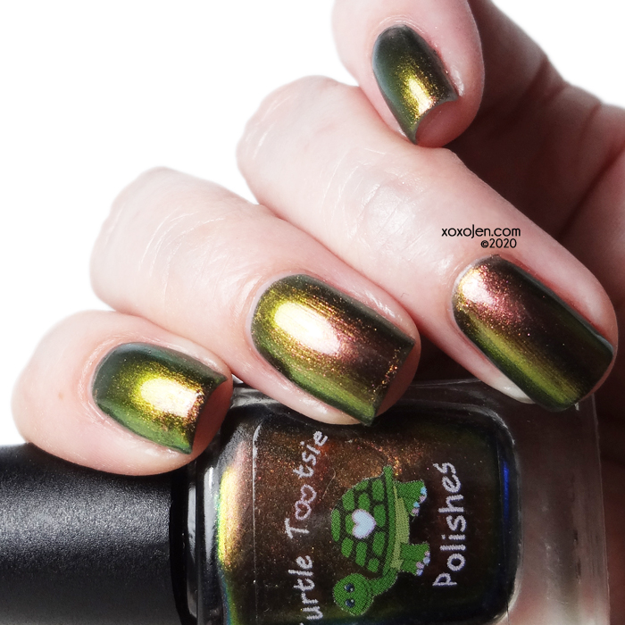 xoxoJen's swatch of Turtle Tootsie Thanks To All Of You