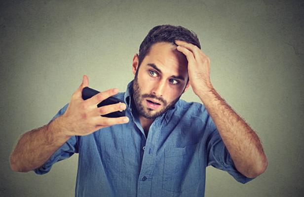har vokse men hair fall solution
