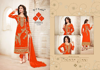 AMIRA D c trendz SUITS WHOLESALER LOWEST PRICE SURAT GUJARAT