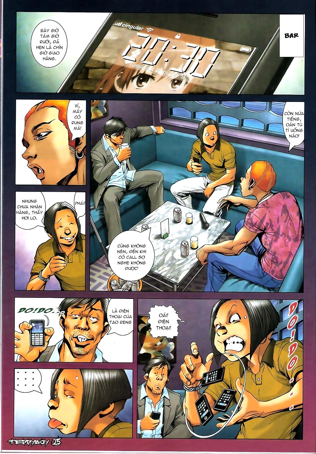 Người Trong Giang Hồ - Chapter 1348: Đại Ân Nhân - Pic 22