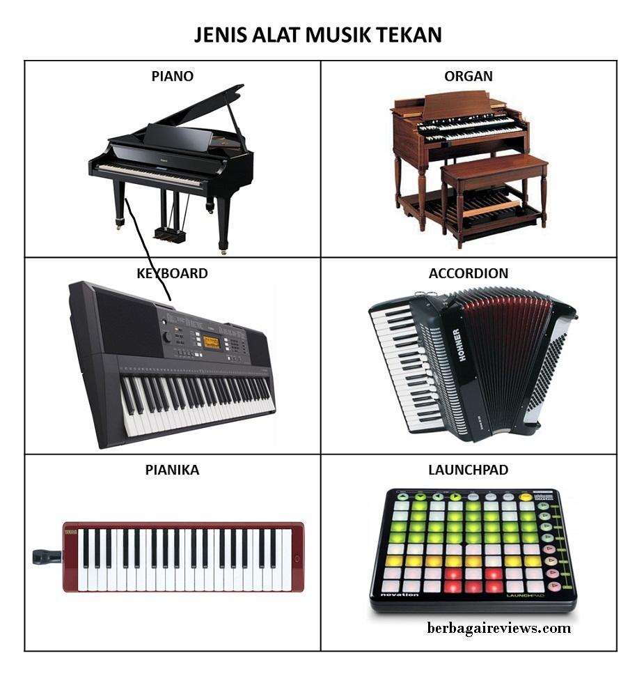 Alat   Alat Musik Berdasarkan Cara Memainkannya serta Contoh dan ...