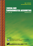 ISEA - Issues in Social and Environmental Accounting