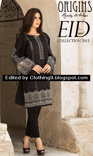 Origins Eid Collection 2015-2016 for Women
