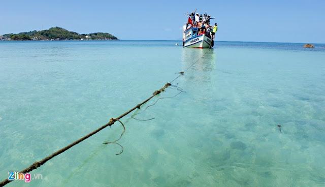 Du lịch Nam Du – Mùa hè trên Thiên đường của biển
