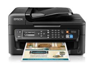 Epson WorkForce WF-2630 Printer Driver Download