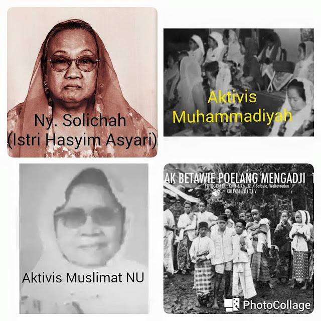 Inilah Jilbab para Isteri Ulama Salaf, Lalu adakah Hijab Syar'i?