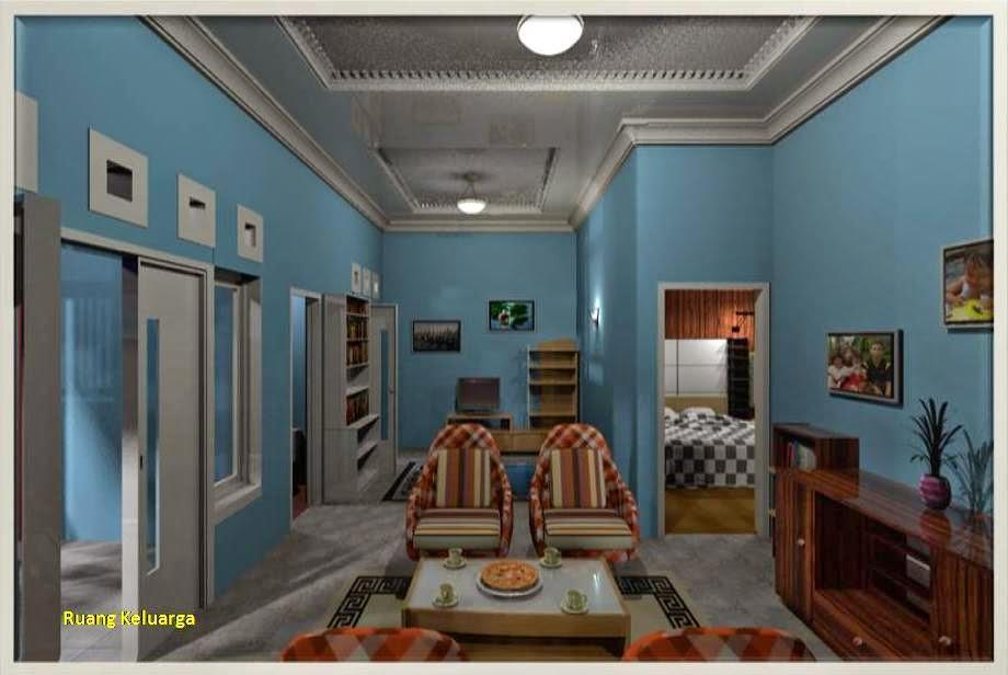 Catatan kecil Wong mBanyumas Desain Interior Lantai 2