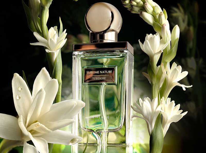 Parfum Sublime Nature Tuberose
