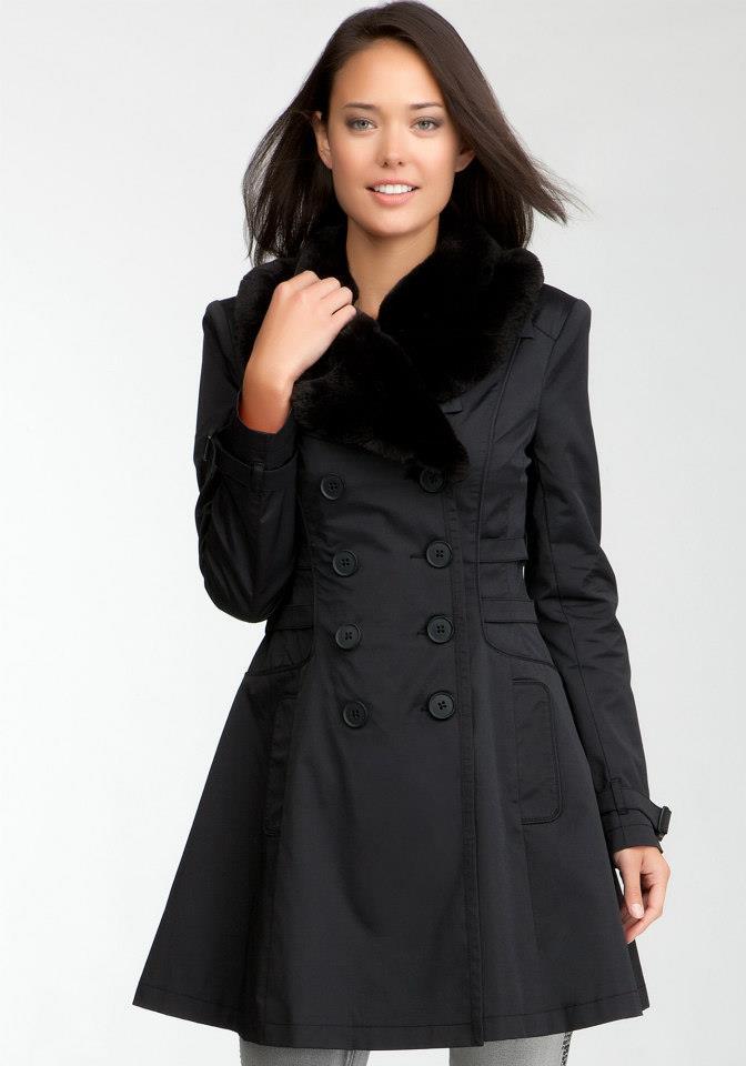 Trendy winter coats for women