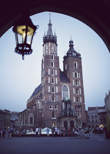 krakow church