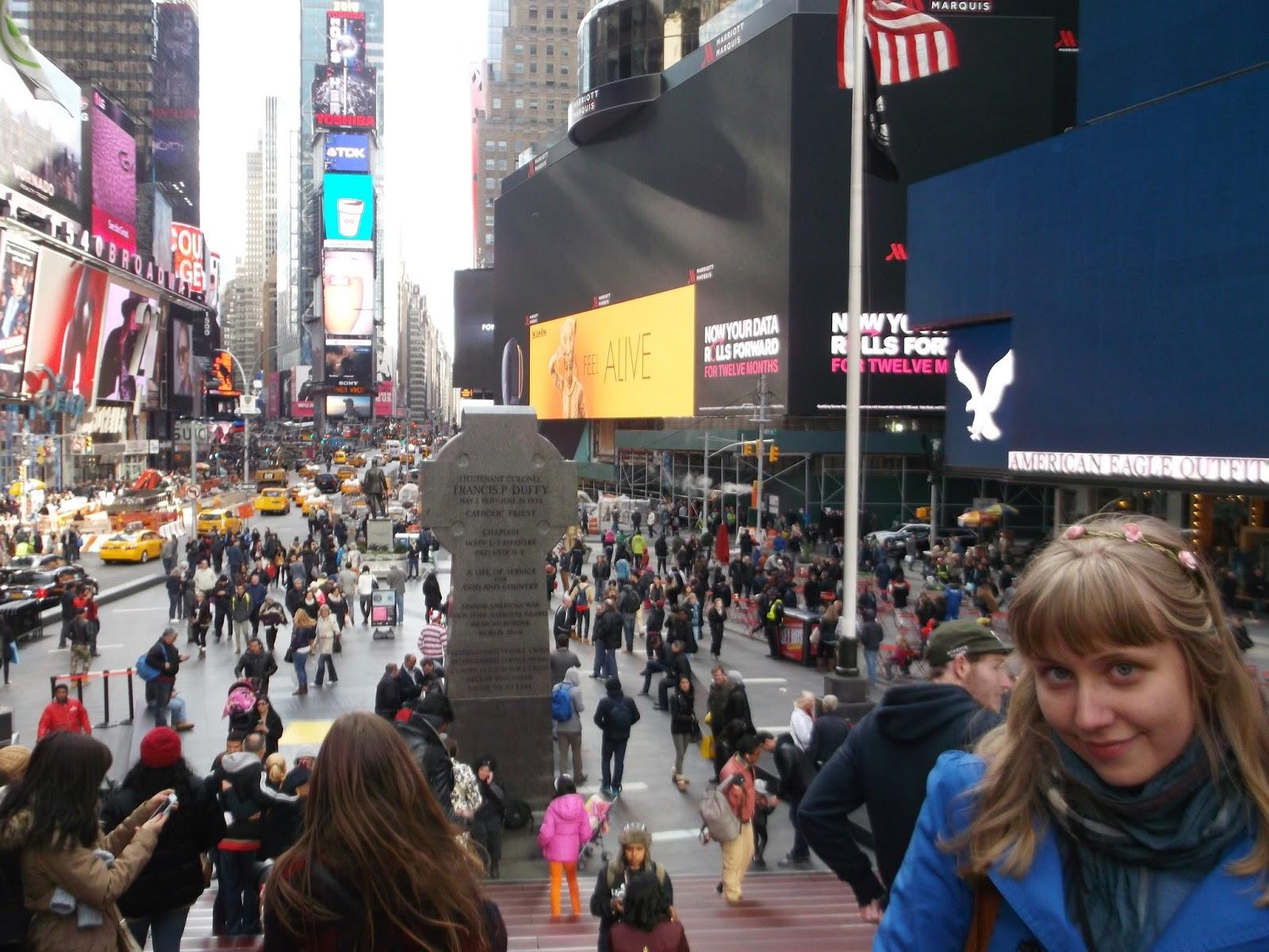 Najlepsza randka w Nowym Jorku