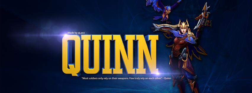 Quinn League of Legends Facebook Cover Photos - Quinn LOL