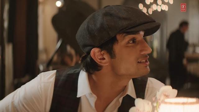 Shushant Singh Rajpoot First Look & HD Wallpaper From Raabta Movie
