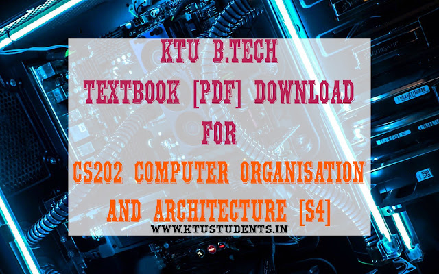 download ktu pdf textbook cs202
