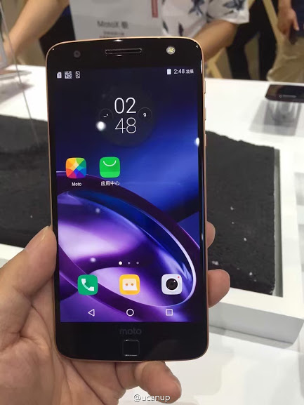 Here Comes Another Image of Vibe-powered Moto Z