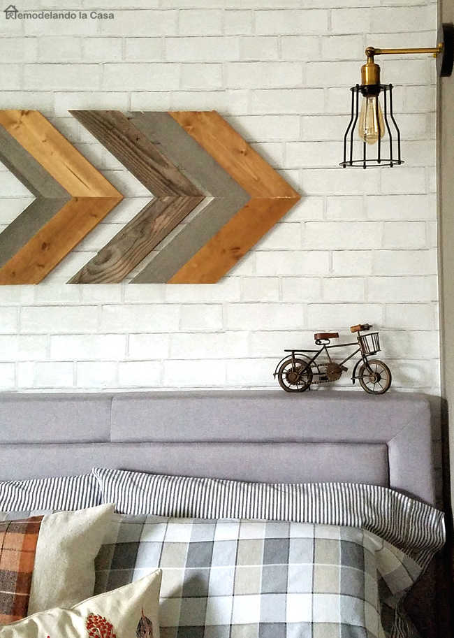 Great DIY Wooden Arrow Wall Art