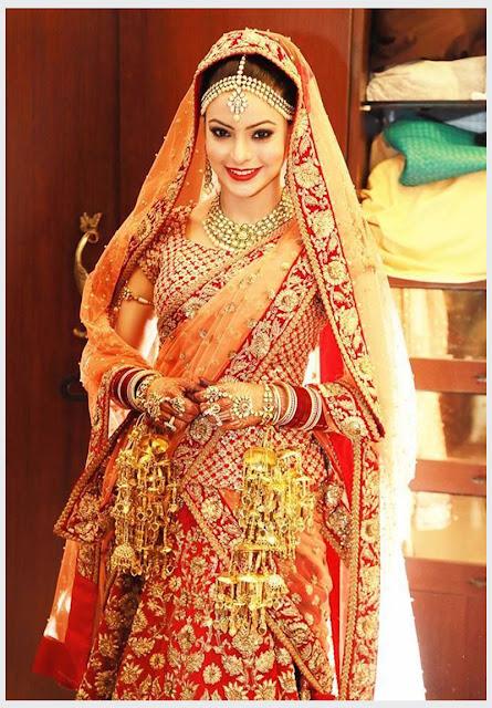 Kundan Bridal Look