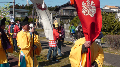 Tagata Shrine Phallic Festival Aichi