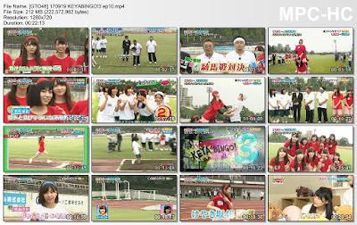 170919 KEYABINGO!3 Ep 10 Subtitle Indonesia